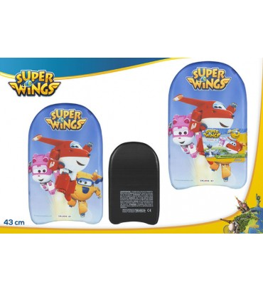 BODYBOARD 26X24CM - SUPERWINGS