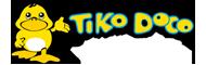 tikodoco logo footer