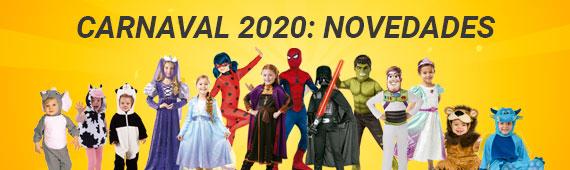 Carnaval 2020 Novedades
