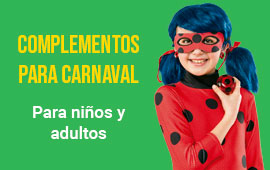 Complementos para carnaval
