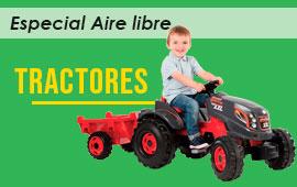 Tractores de juguete para aire libre